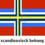 Scandinavisch behang
