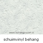 schuimvinyl behang