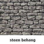 steenbehang