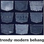 trendy - modern behang