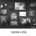 Vanilla Lime fotobehang