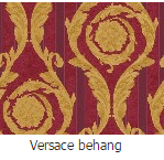 Versace behang