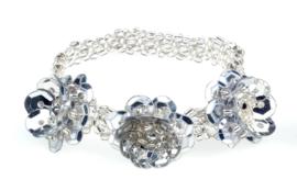 Prinsessen Armbandje Souza Zilver