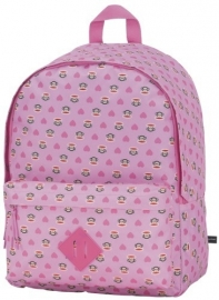 Paul Frank Rugtas Girls Pink I