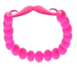 Armband Roze Gratis - max. 1 per klant