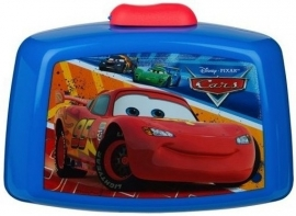Cars Lunchbox Blauw