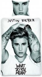 Justin Bieber Dekbed