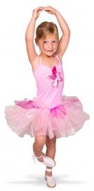 Ballerina jurkje bloem