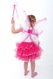 Verkleedset Vleugels Lucy Locket Luxe