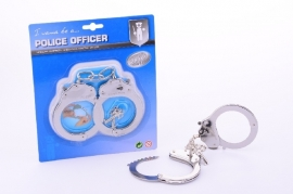 Politie Handboeien