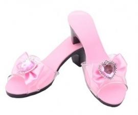 Prinsessen Schoentjes Pink Hart