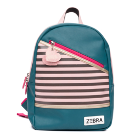 Zebra Rugzak Holiday Green (m) - sale
