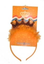 Prinsessen kroontje Oranje
