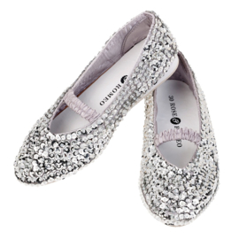 Prinsessen Schoentjes Zilver - koopjeshoek - mt 29