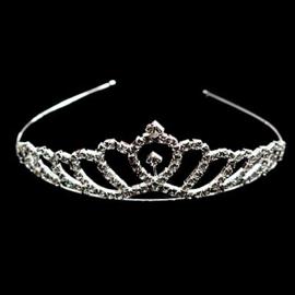 Kroontje Tiara Luxe