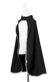 Cape zwart verkleedcape