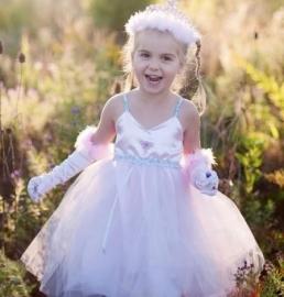 Prinsessenjurkje pink sweety Luxe