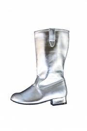 Verkleed Laars Zilver - maat 25