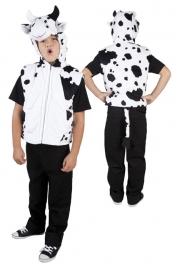 Koeienpak bodywarmer koe kind