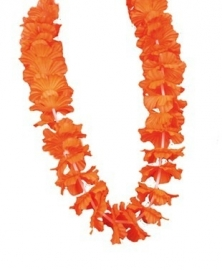 Slinger Hawaii Krans Oranje