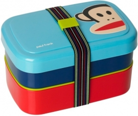 Paul Frank Lunchbox Driedelig 2