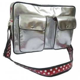 Luiertas Zilver Bag