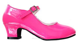 Prinsessen Schoenen Pink Fluor - koopjeshoek