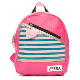 Zebra Rugzak Holiday Pink - sale