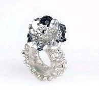 Prinsessen Ring Souza Zilver