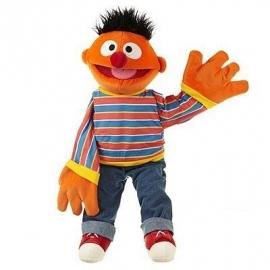 Handpop Ernie sesamstraat Groot