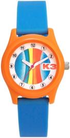 K3 Horloge Regenboog