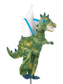 Dino Pak Tyrannosaurus verkleedpak Ride On T-Rex