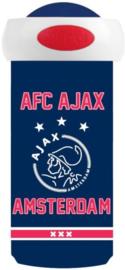 Ajax Drinkbeker blauw
