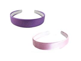 Haarband Paars of Roze
