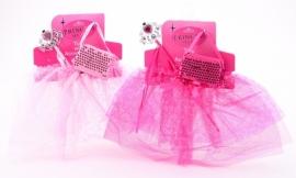 Prinsessen Tutu Roze setje