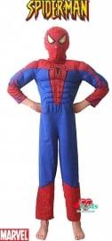 Spiderman Pak mét spierballen