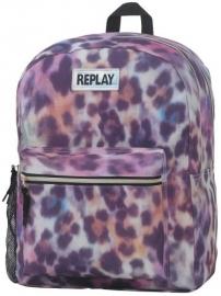 Replay Rugtas Camouflage Pink II