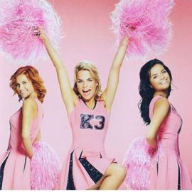 K3 jurkje Cheerleader Pakket + gratis haarband