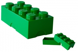 Lego Broodtrommel Groen