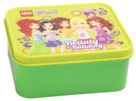 Lego Lunchbox Lego Friends Groen