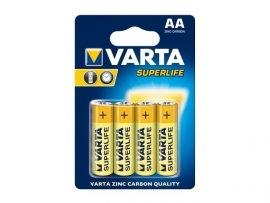 Batterijen VARTA superlife