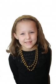 Prinsessen Ketting Goud of Zilver