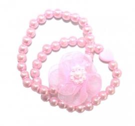 Prinsessen Armbandje roze