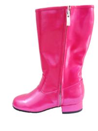 Verkleed Laarzen Roze - maat 33/34