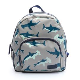 Zebra Rugtas Shark + gratis kadootje!