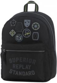 Replay Rugtas Emblem Black I