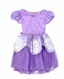 Frozen jurk Luxe