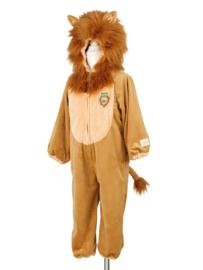Leeuwen Pak jumpsuit onesie verkleedpak Lion