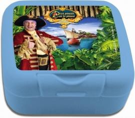 Piet Piraat Koek en Fruit doosje 2015