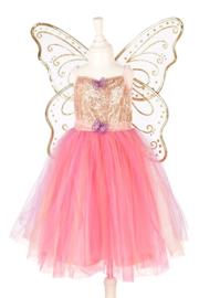 Prinsessenjurk Ella-Nora jurk met vleugels